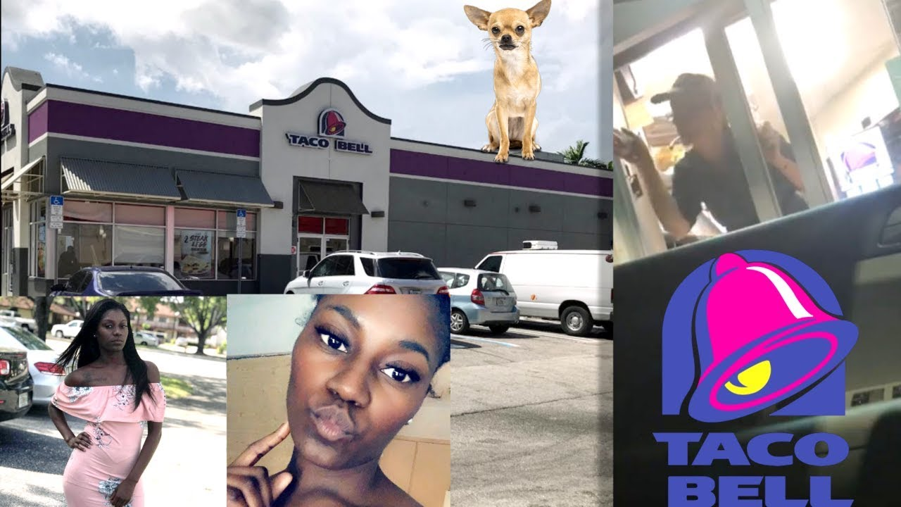 Florida Woman Denied Food At Taco Bell For Not Speaking Spanish.
