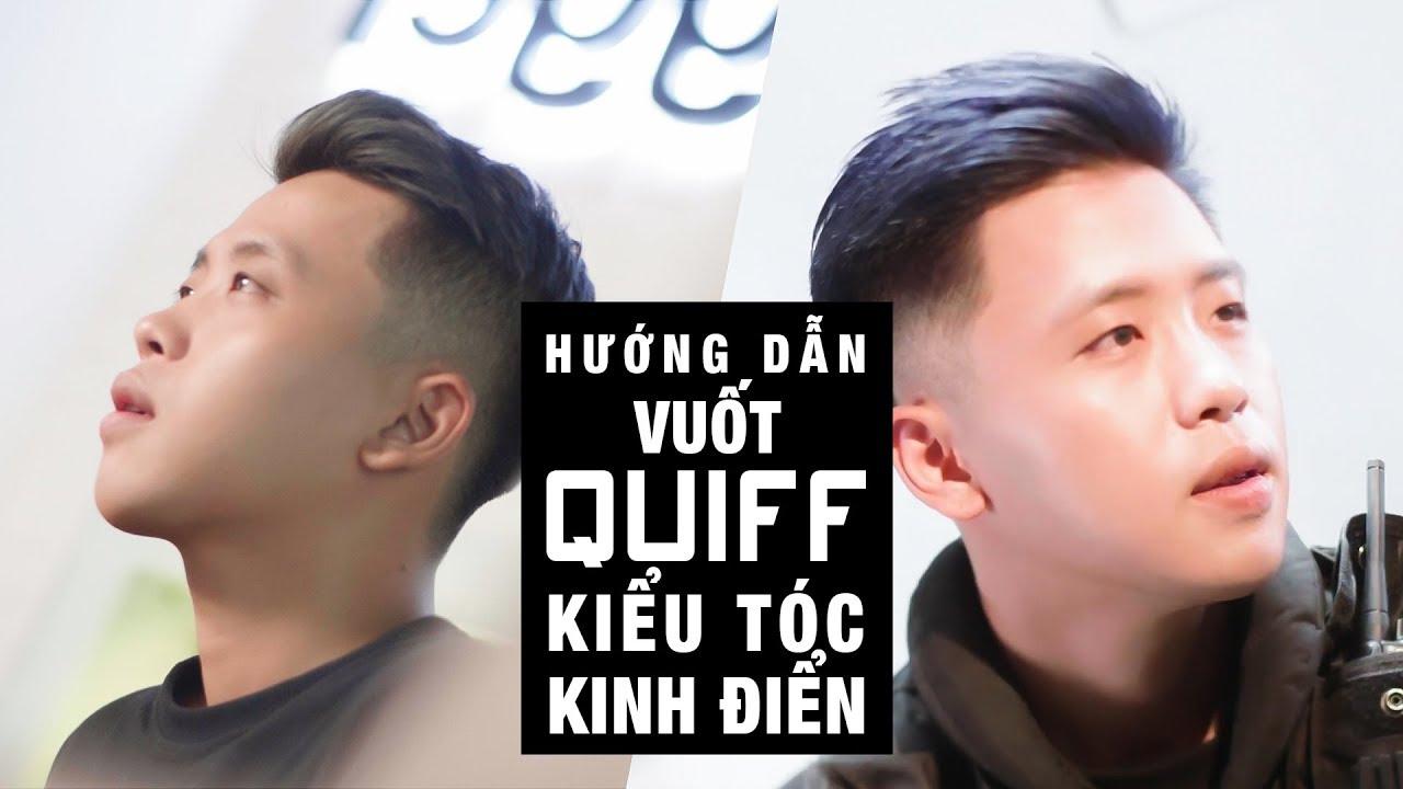 Hướng Dẫn Vuốt Undercut Quiff – Kiểu Tóc Nam 'Huyền Thoại' Không Bao Giờ Lỗi Thời