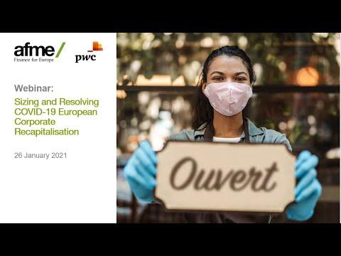 Webinar: Sizing and Resolving COVID-19 European Corporate Recapitalisation