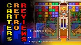 Carters Retro Reviews - Chain Reaction | Magical Drop / Sega Saturn