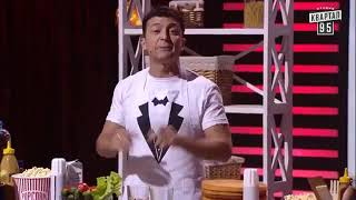РЖАКА!!!!!!Импровизация на кулинарном шоу