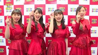 TEAM SHACHI DebutMiniAlbum「TEAM SHACHI 」 発売中 4人は新生TEAM SHA...