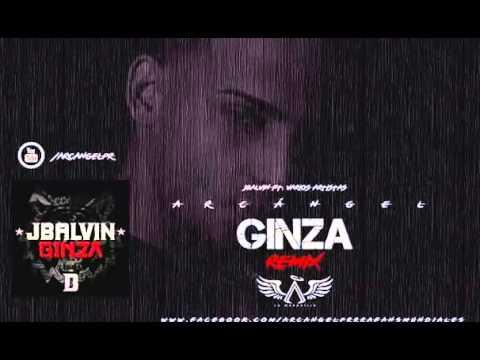 Ginza (REMIX) - J Balvin Ft. Arcangel Y Más (Official Mp3)