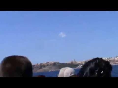 Malta. Jet boat 1