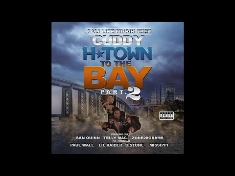 3. CUDDY CALI LIFE RIDER FEAT. SAN QUINN, TELLY MAC, ZONE 28 GRAMS