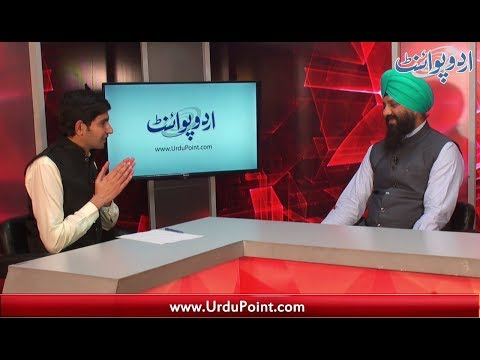 "Assistant Prof GCU Lahore ""Kalyan Singh Kalyan"" - Discussion on Sikh Marriage Act in Pakistan"