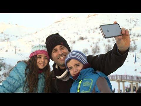שלג בחרמון ושחקנים חדשים בגבול - החורף הישראלי של שנת 2019