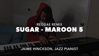 Sugar (Reggae Remix) - Maroon 5