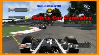 F1 2016 - Safety Car Gameplay! [1080p 60FPS]