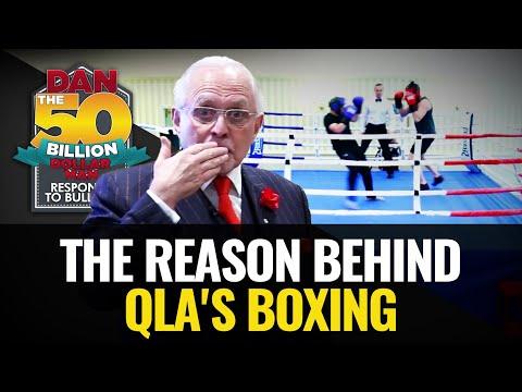 THE REASON BEHIND QLA'S BOXING | DAN RESPONDS TO BULLSHIT