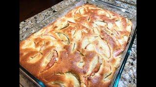 Самый Простой и Вкусный ЯБЛОЧНЫЙ ОСЕННИЙ ПИРОГ. Советую приготовить!  Apple Pie.