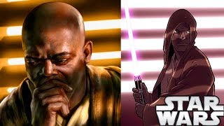 How Mace Windu Became a Jedi and His Past Life (Featuring Star Wars Theory)