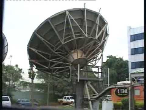 UBC's history from Cable to Digital Broadcasting - Simon Mugisha