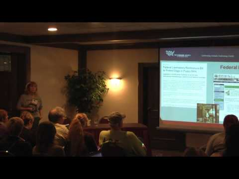 Michigan Animal Welfare Initiatives - Part 1