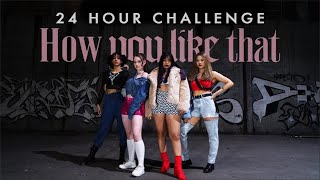 Baixar [24 HOUR CHALLENGE] BLACKPINK (블랙핑크) 'How You Like That' Dance Cover | Melbourne, Australia
