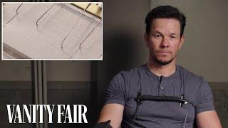 Mark Wahlberg Takes a Lie Detector Test   Vanity Fair