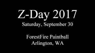 Z-Day 2017 ForestFire Paintball