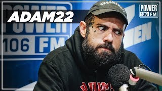 Adam22 Opens Up About Armed Robbery Incident + Explains Semi-Open Relationship w/ Lena The Plug