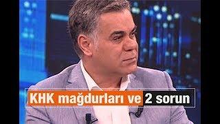Süleyman ÖZIŞIK : KHK mağdurları ile ilgili çözüm önerileri