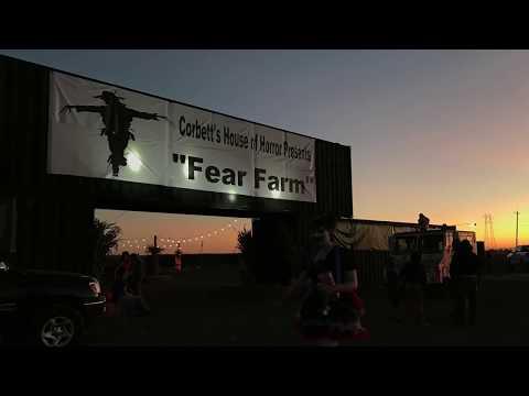 Corbett's House of Horror, FEAR FARM