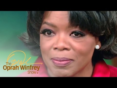 The Moving Oprah Moment You Didn't See on TV | The Oprah Winfrey Show | OWN