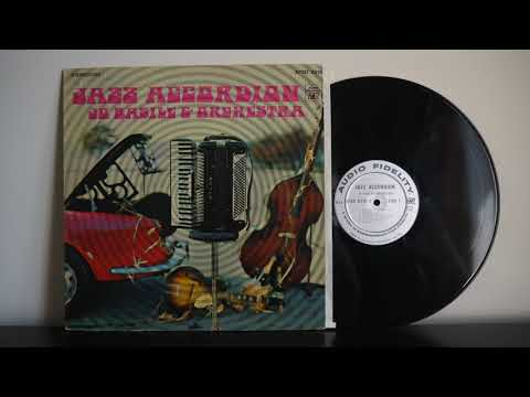 Jo Basile – Jazz Accordion 1968 Audio Fidelity – AFSD 6210