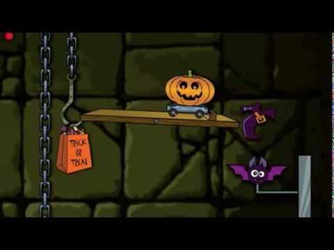 Funny Halloween Humor Animation For Kids! - YouTube