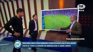 Diego junto a Arcucci y Sebastian Dominguez analiza el clásico español en La Llave del Gol
