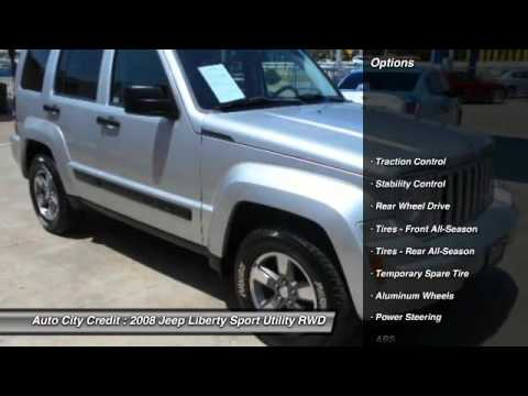 2008 Jeep Liberty Dallas TX 43635