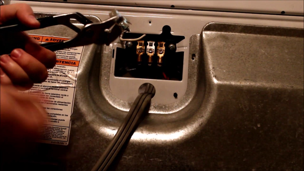 How to install 3 prong power cord properly on whilrpool kenmore how to install 3 prong power cord properly on whilrpool kenmore dryers asfbconference2016 Choice Image