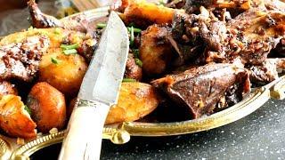 Как приготовить тетерева с картошкой в казане