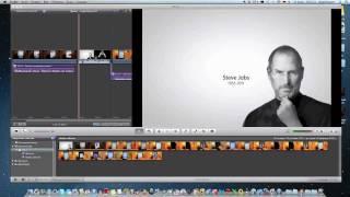 Урок iMovie Часть 4/5 - Картинка в картинке