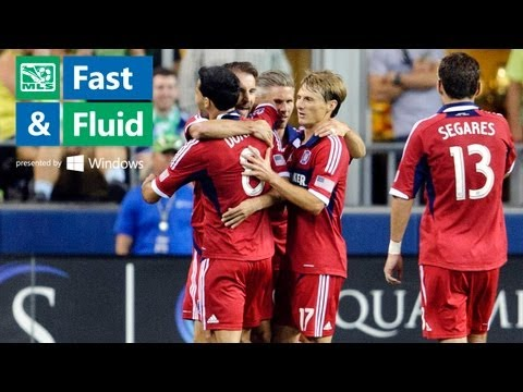 Fast & Fluid Play of the Week: Magee on fire for Chicago