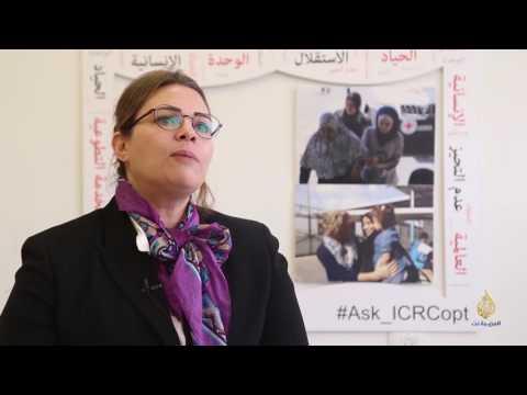 القدس- الصليب  الأحمر: الأسرى المضربون بحاجة للعناية  - نشر قبل 12 ساعة