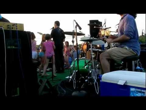 Ryan Montbleau Band - 50 Ways to Leave Your Lover - Esker Point Beach 6/21/2012