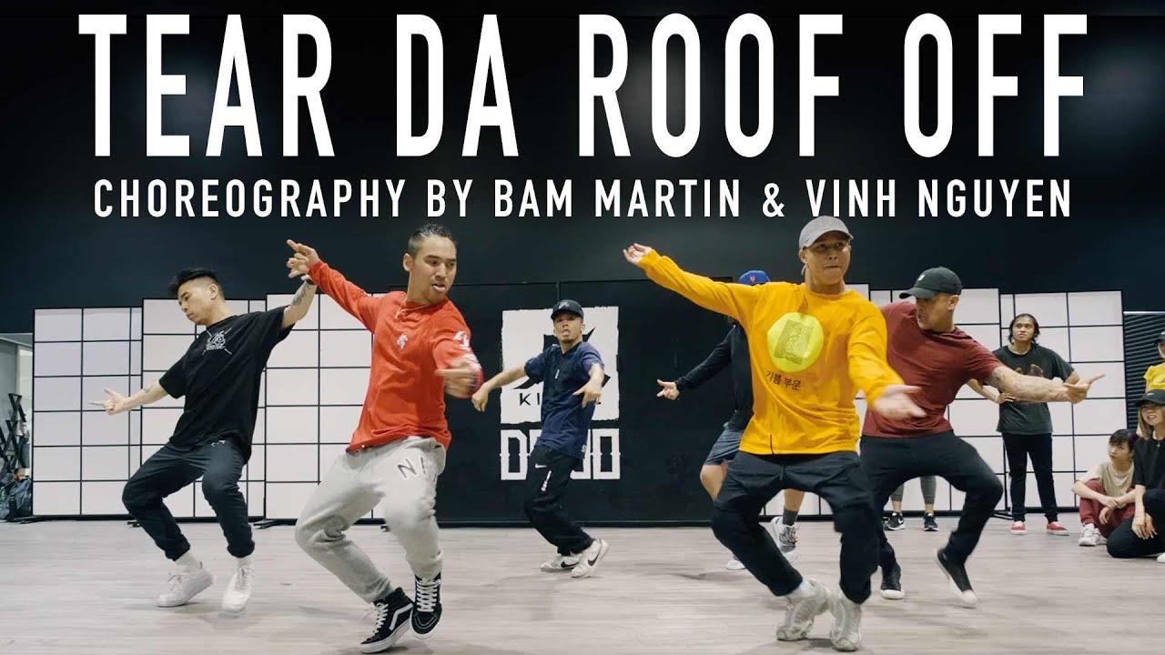"Busta Rhymes ""Tear Da Roof Off"" Choreography by Bam Martin & Vinh Nguyen"