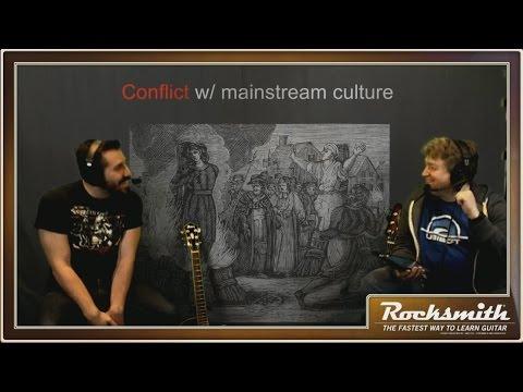 Rocksmith Encore #3: The Anatomy of Metal with Arthur von Nagel