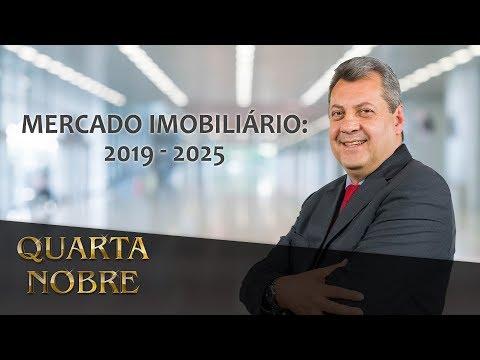 Mercado Imobiliário 2019 - 2025 - Carlos José Berzoti