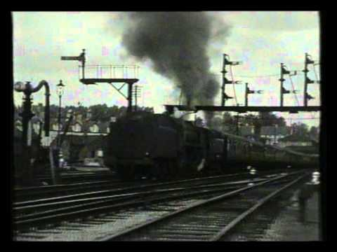 Railway Roundabout 1958 'Trains on the Lickey incline'