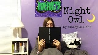 Ashley Gilland - Night Owl (original Song)