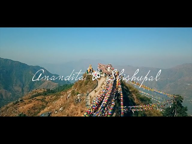 Romantic PRE WEDDING VIDEO SHOOT in DEHRADOON & MUSSOORIE || THE WEDDING FOCUS || ANANDITA-SHISHUPAL