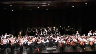 On a Hymnsong of Philip Bliss - Region 26 Orchestra 2010-2011