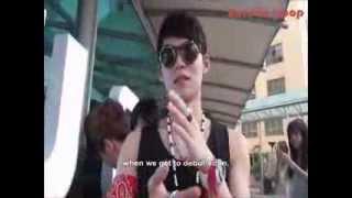 131206 Pesanan dari L.B. Laid Back (레이드백) kepada Peminat Malaysia