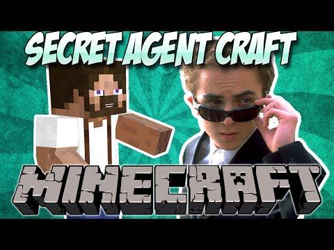 Обзор модов Minecraft #18 - Secret Agent Craft (Стань новым Бондом!)