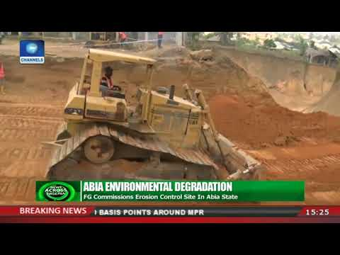 FG Commissions Projects In Osogbo |News Across Nigeria|
