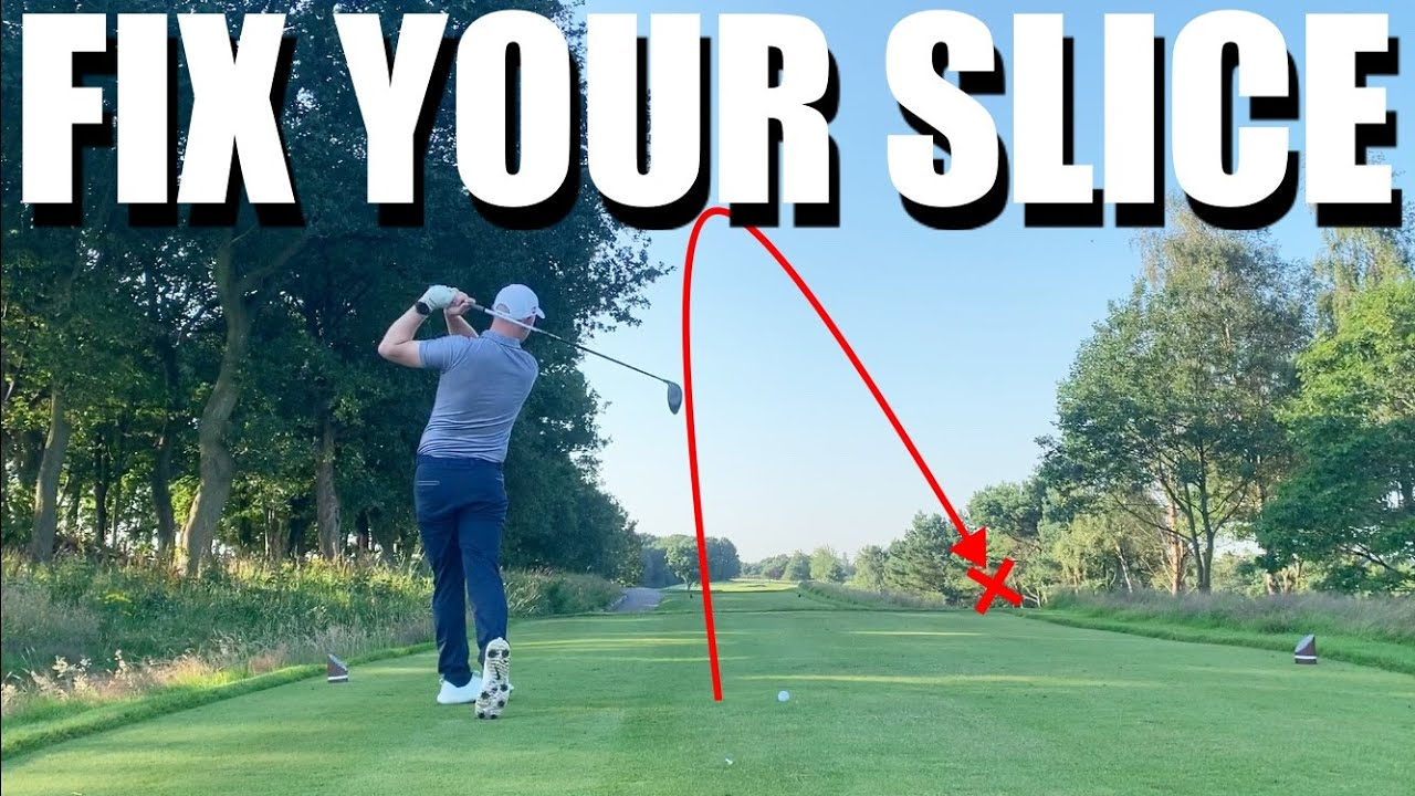 3 SIMPLE TIPS TO STOP YOUR SLICE WITH DRIVER - SIMPLE GOLF TIPS