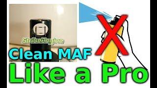 Clean Mass Air Flow Sensor — Minutemanhealthdirect