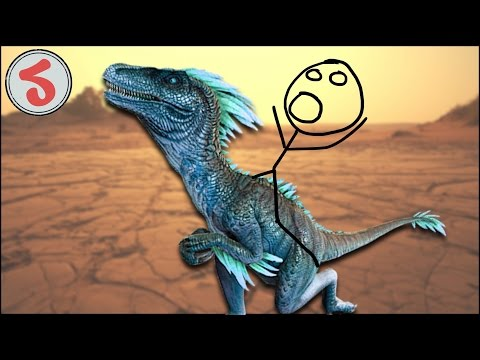 Ark Scorched Earth Xbox One - LET ME WHACK YOU! - Ark Survival Evolved Xbox One Gameplay