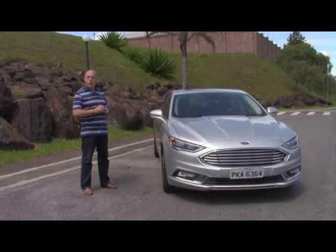 Teste do Ford Fusion Hybrid 2017, por Emilio Camanzi