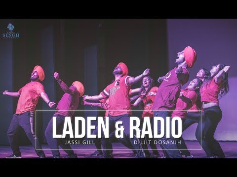 Radio by Diljit Dosanjh | Laden by Jassi Gill | TAUR Showcase